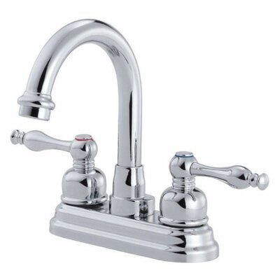 Danze® Sheridan Centerset Bathroom Sink Faucet with Double Lever Handles