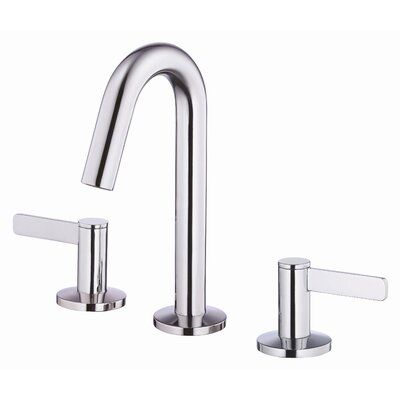 Danze® Amalfi Widespread Bathroom Sink Faucet with Double Lever Handles