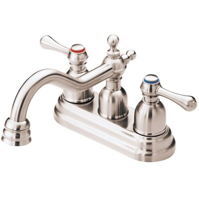 Opulence Two Handle Centerset Bathroom Faucet - D301057