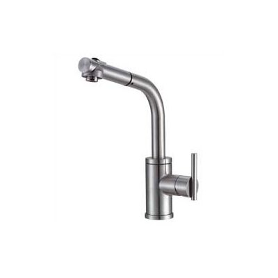 Danze® Parma Single Handle Single Hole High Rise Kitchen Faucet