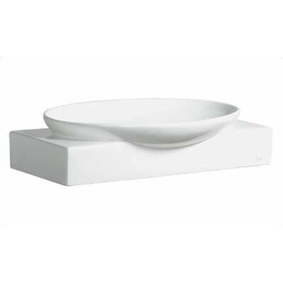Ziga Zaga Oval Vessel Bathroom Sink - DC037350WH
