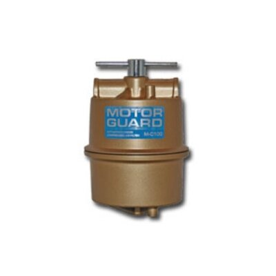 Motor Guard Activated Carbon Filter For Compressed Air 1/2 Npt