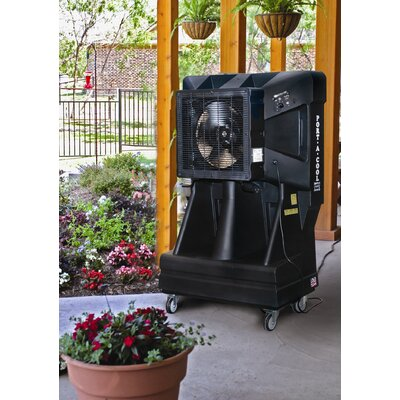 "Port-A-Cool 16"""" Evaporative Cooler Vertical Tank Portable"