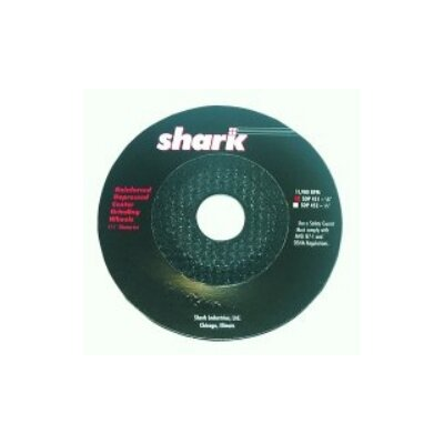 Shark Industries Ltd Whe Gri Dc 4-1/2X1/8X7/8