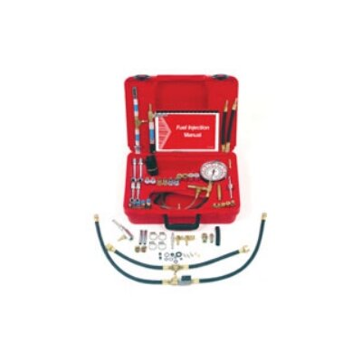 Star Products Deluxe Global Fuel Injection Pressure Test Set