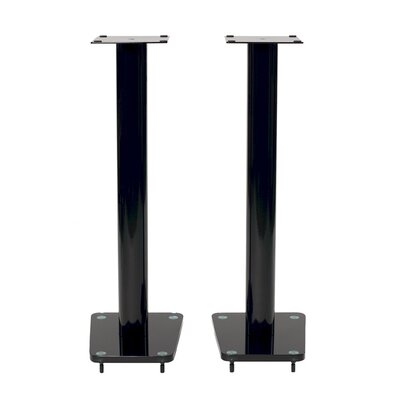 "Transdeco International 32"" Fixed Height Speaker Stand (Set of 2)"