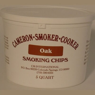 Camerons Pecan Wood Chips (5-quart)