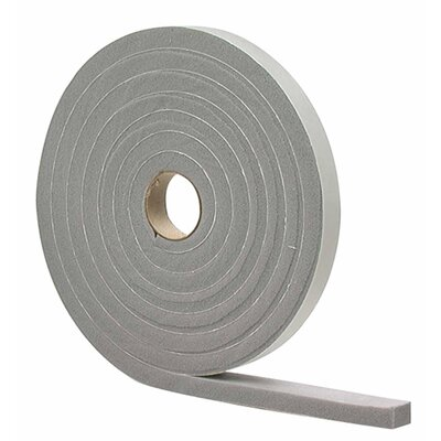 M-d Products Waterproof and Airtight Foam Weather Strip Tape