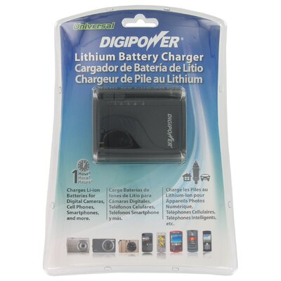 Digipower Universal Lithium Battery Charger TC-U100