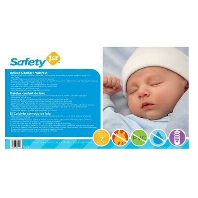 Safety 1st Deluxe Comfort Baby Mattress