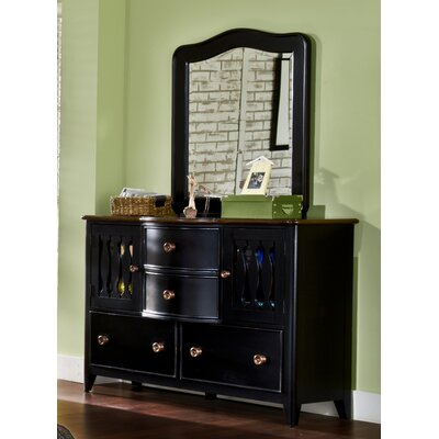 American Woodcrafters Weekends Door Dresser