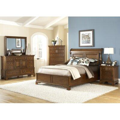 Nantucket Sleigh Bedroom Collection