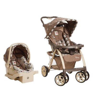 Disney Baby Saunter Luxe Sweet Silhouettes Travel System