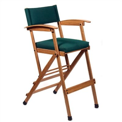"Totally Bamboo 27"" Elm Director Chair"
