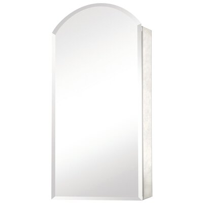 "Pegasus 15"" x 30"" Recessed / Surface Mount Medicine Cabinet"
