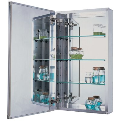 Beveled Mirrored Medicine Cabinet