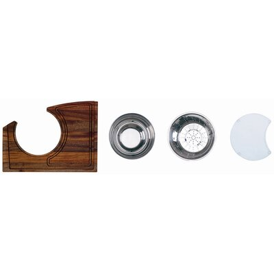 Pegasus Complete Accessory Pack for Workcenter Sinks