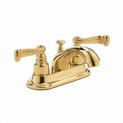 5000 Series Centerset Bathroom Faucet with Lever Handle - F50B8201