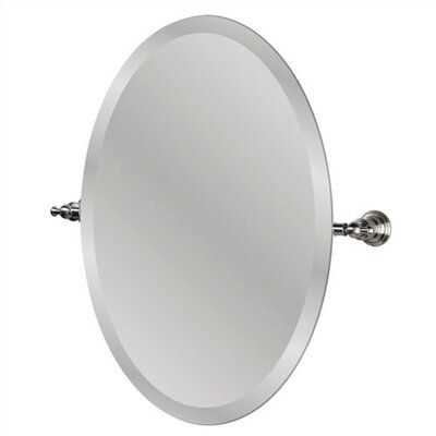 Estate Floating Beveled Mirror