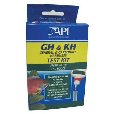 Mars Fishcare North America Freshwater Hardness Test Kit