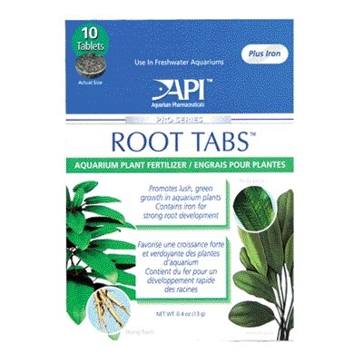 Mars Fishcare North America Root Tab Aquarium Plant Food - 10 Count