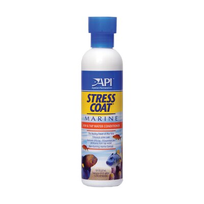 Mars Fishcare North America Stress Coat Marine Water Conditioner