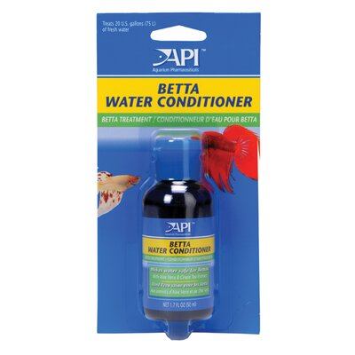 Mars Fishcare North America Betta Water Conditioner -  1.7 oz.