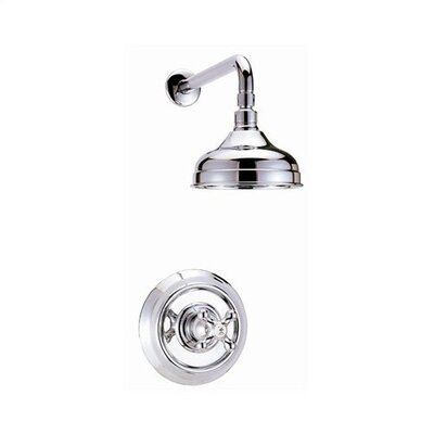 Belle Foret Shower Faucet Cross Handle