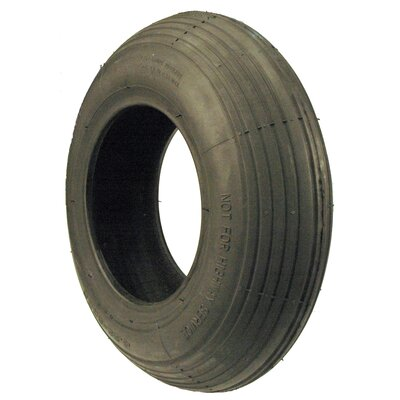 Maxpower Precision Parts Wheelbarrow Rib Tread Tire