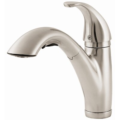 Price Pfister Parisa One Handle Centerset Pull-Out Kitchen Faucet