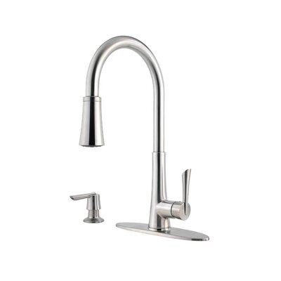 all pfister wayfair pfister bixby pull out kitchen faucet