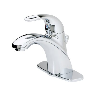 Parisa Centerset Bathroom Faucet with Single Handles - G-T42-AMC