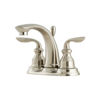 Pfister Avalon Double Handle Centerset Bathroom Faucet With Pop Up Assembly Reviews Wayfair