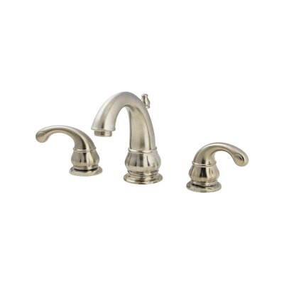 Price Pfister Treviso Widespread Bathroom Faucet with Double Lever Handles