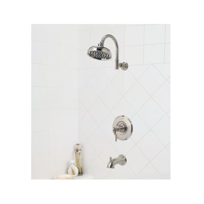 Pfister Bedford Diverter Tub And Shower Faucet Trim With Verve Handle R