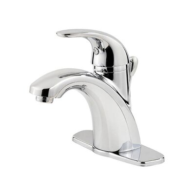 Price Pfister Parisa Single Hole Bathroom Faucet with Single Handle