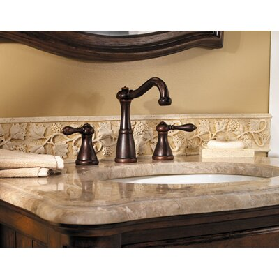 Price Pfister Marielle Widespread Bathroom Faucet