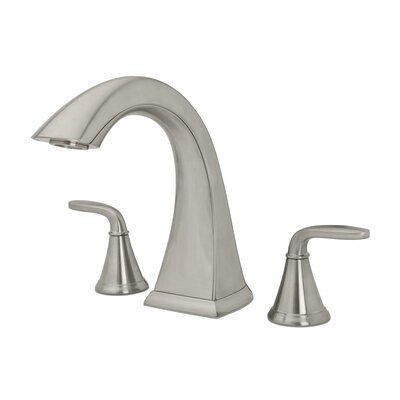 Pasadena Two Handle Deck Mount Roman Tub Faucet Wayfair