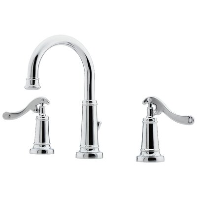 Price Pfister Ashfield Widespread Bathroom Faucet with Hi Arc Spout