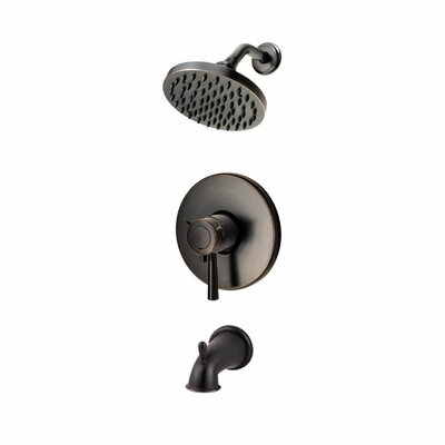 Price Pfister Universal TX8 Thermostatic Tub and Shower Trim