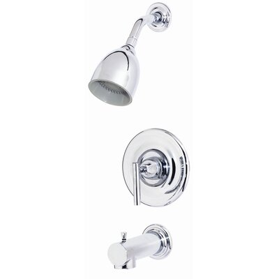 Price Pfister Contempra  Tub Faucet and Shower with Trim