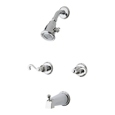 Price Pfister Savannah 03 Series Dual Control Tub and Shower Faucet