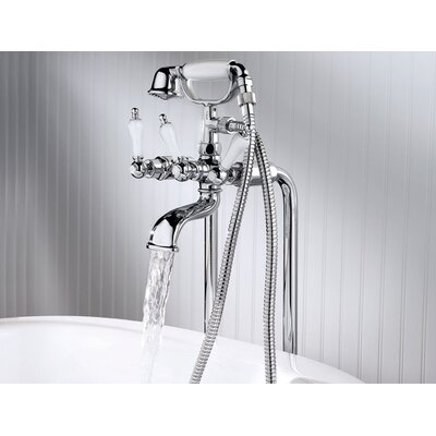 Price Pfister Savannah Free Standing Tub and Shower Faucet