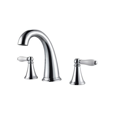 Kaylon Double Handle Widespread Bathroom Faucet - F-049-KYCC