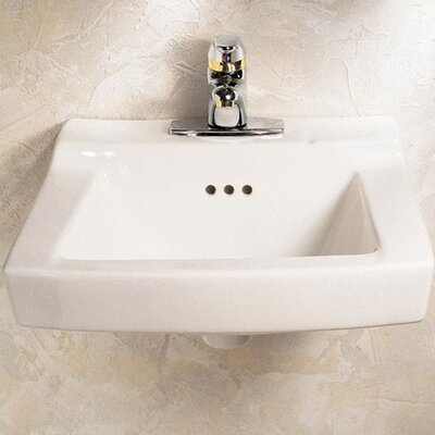 Comrade Wall Mount Bathroom Sink - 0124.024