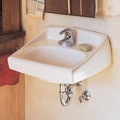 Lucerne Wall Mount Bathroom Sink - 0356.02