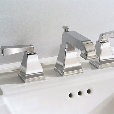 Town Square Widespread Bathroom Faucet with Double Lever Handles - 2555.801