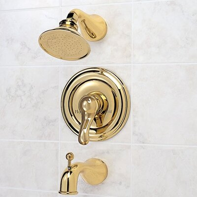 American Standard Amarilis Jasmine Diverter Bath/Shower Faucet Trim Kit with EverClean