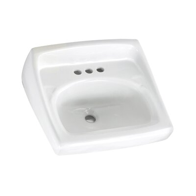 Lucerne Wall Mount Bathroom Sink - 0355.0