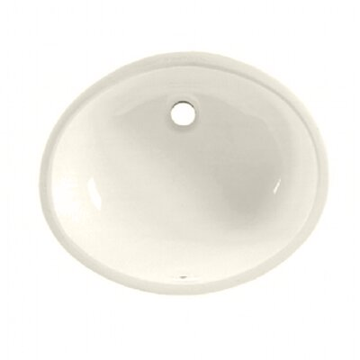 Ovalyn Undermount Bathroom Sink - 0495.221 / 0496.221